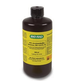 Acrylamide Solutions and Powders by Bio-Rad product thumbnail