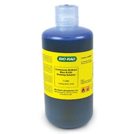 Coomassie Brilliant Blue R-250 Staining Solution #1610436 by Bio-Rad product image