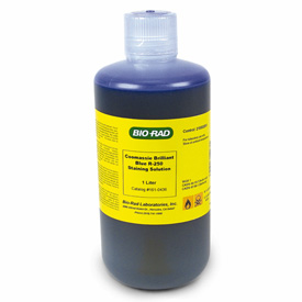 Coomassie Brilliant Blue R-250 Staining Solution #1610437 by Bio-Rad thumbnail