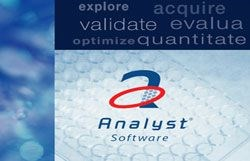 Analyst<sup>®</sup> Software by Thermo Fisher Scientific product image