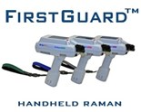 FirstGuard™ Advanced Handheld Raman Spectrometer