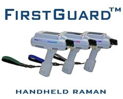 FirstGuard™ Advanced Handheld Raman Spectrometer by Rigaku Corporation product image