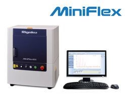 5th generation MiniFlex benchtop X-ray diffraction (XRD) analyzer