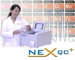 NEX QC+ EDXRF Analyzer