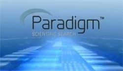 Paradigm Scientific Search Software
