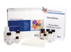 Quantikine® ELISA Kit for Measuring High Molecular Weight Adiponectin by R&D Systems, Inc. thumbnail