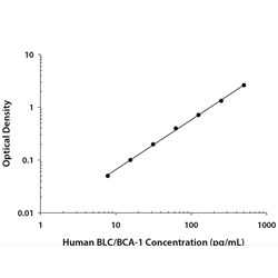 Human CXCL13/BLC/BCA-1 Quantikine ELISA Kit by Bio-Techne product image