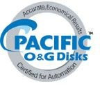 Pacific™ O&G Disks by Horizon Technology, Inc. product image