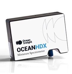 Ocean HDX Spectrometer - High Definition Optics in Small Bench Design
