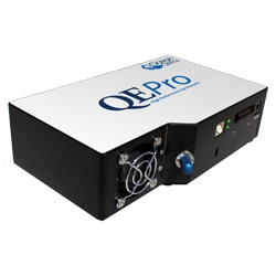 QE Pro Spectrometer - High-sensitivity Spectrometer for Low Light Applications by Ocean Optics Inc. thumbnail
