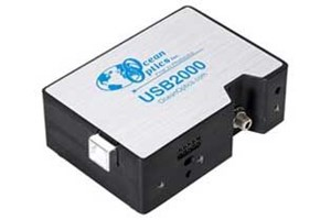 USB2000 Miniature Fiber Optic Spectrometer