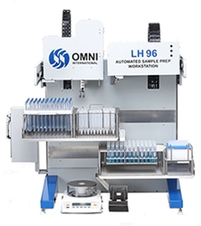 LH96 Automated Homogenizer Workstation by Omni International Inc. thumbnail