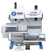 Omni LH96 Automated Homogenizer Workstation