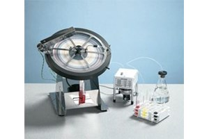 Cyclograph Deluxe Centrifugal Chromatography Device