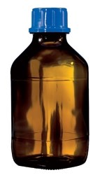 Amber Bottles for Light Sensitive Products and Samples by BrandTech® Scientific, Inc. product image