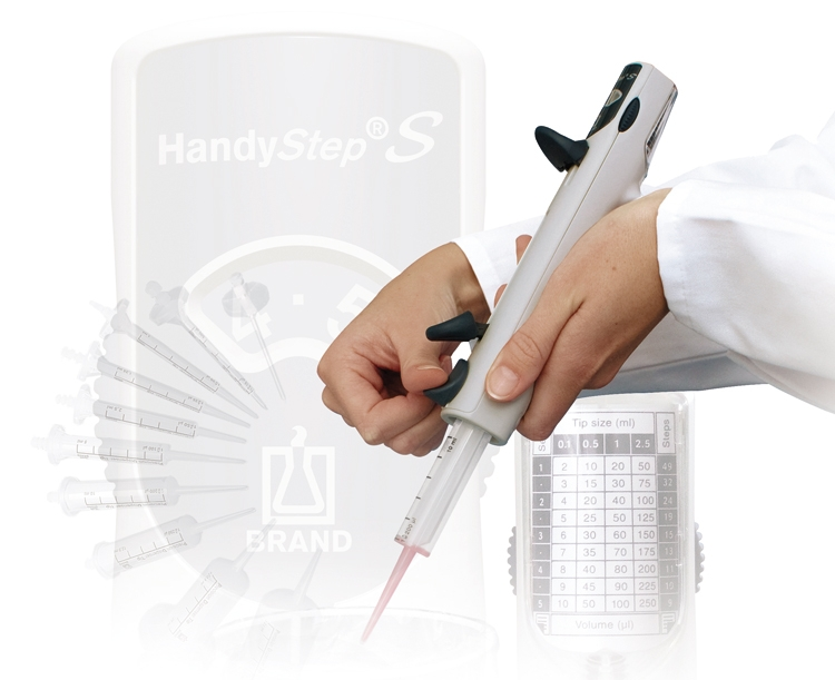 HandyStep® S Repeating Pipette by BrandTech® Scientific, Inc. thumbnail