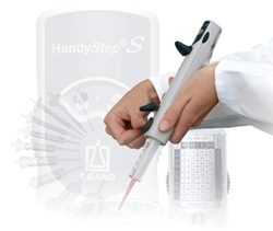 HandyStep® electronic Repeating Pipette by BrandTech® Scientific, Inc. thumbnail