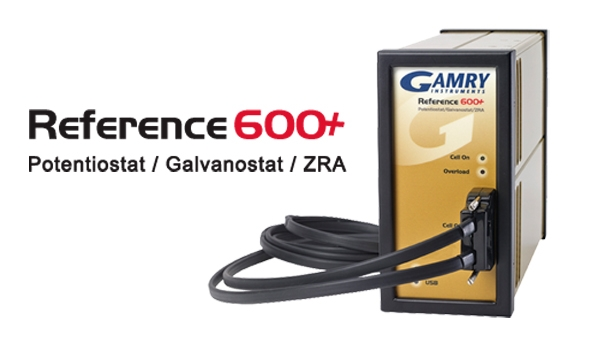 Reference 600+ Potentiostat by Gamry Instruments thumbnail