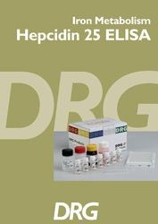 Hepcidin-25 (bioactive) ELISA Kit EIA-5258 by DRG International Inc. product image