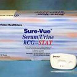 Sure-Vue STAT Serum/Urine hCG Test Kit by Fisher Scientific thumbnail