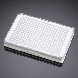 BD BioCoat Collagen I 384-well Microplates, white/clear by BD Biosciences Discovery Labware thumbnail