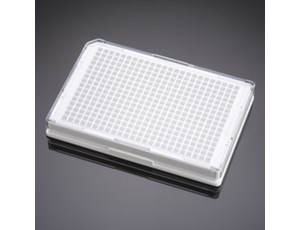 BD BioCoat Collagen I 384-well Microplates, white/clear