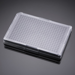 BD BioCoat Collagen I 384-well Microplates, black/clear by BD Biosciences Discovery Labware thumbnail