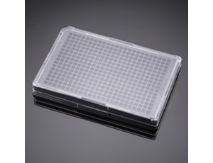 BD BioCoat Collagen I 384-well Microplates, black/clear
