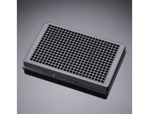 BD BioCoat Goat Anti-Mouse IgG 384-well Black Assay Plates