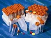 Centrifuge tubes, 15ml, MS, flat top cap - 430788 by Corning Life Sciences product image