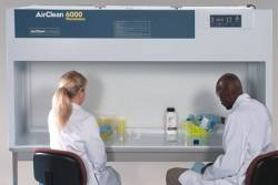 Horizontal Laminar Flow Clean Benches by AirClean Systems thumbnail