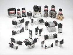 Solenoid Valves by Humphrey Products Co. product image
