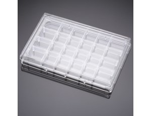 BD Falcon 96-well Feeder Tray and Lid