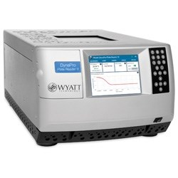 DynaPro Plate Reader Dynamic and Static Light Scattering Detector by Wyatt Technology Corp. product image
