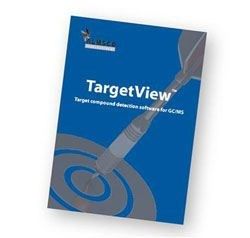 TargetView Software by Markes International Ltd product image