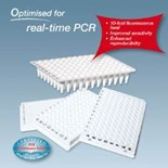 White Multiply® PCR Plates and highly transparent tapes for qPCR