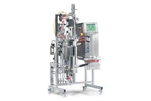 BIOSTAT® Cplus reliable industrial Sterilizable-In-Place (SIP) fermentor/bioreactor system