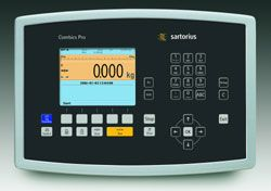 Weighing Terminal Combics Pro by Sartorius Group thumbnail
