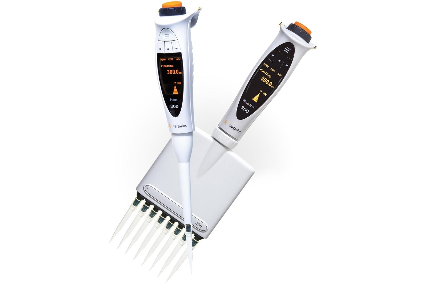 Picus® and Picus® NxT Electronic Pipettes by Sartorius Group thumbnail