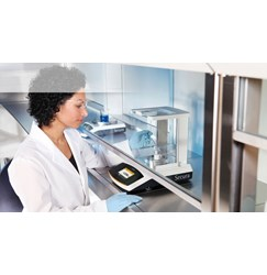 Secura® - Easy, Reliable Weighing in Regulated Areas