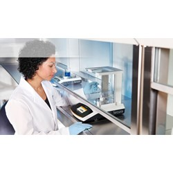 Secura® - Easy, Reliable Weighing in Regulated Areas by Sartorius Group product image