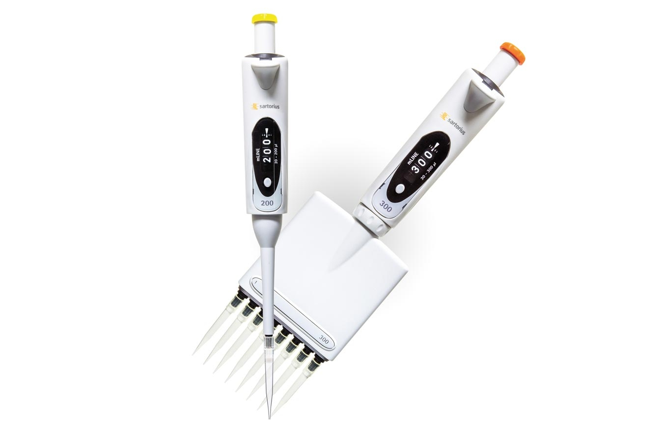 mLINE® Mechanical Pipettes by Sartorius Group thumbnail