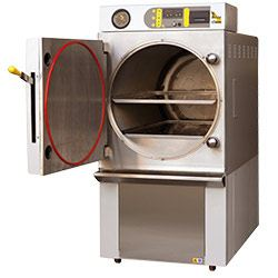 Q63 Front Loading Autoclaves by Priorclave Ltd thumbnail