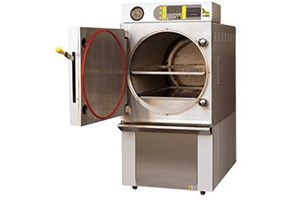Q63 Front Loading Autoclaves