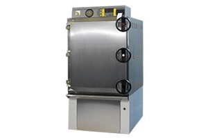 RSC Front Loading Rectangular Autoclaves