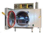 Compact C40 vacuum autoclave by Priorclave Ltd product image