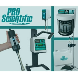 Homogenizers by PRO Scientific, Inc. thumbnail