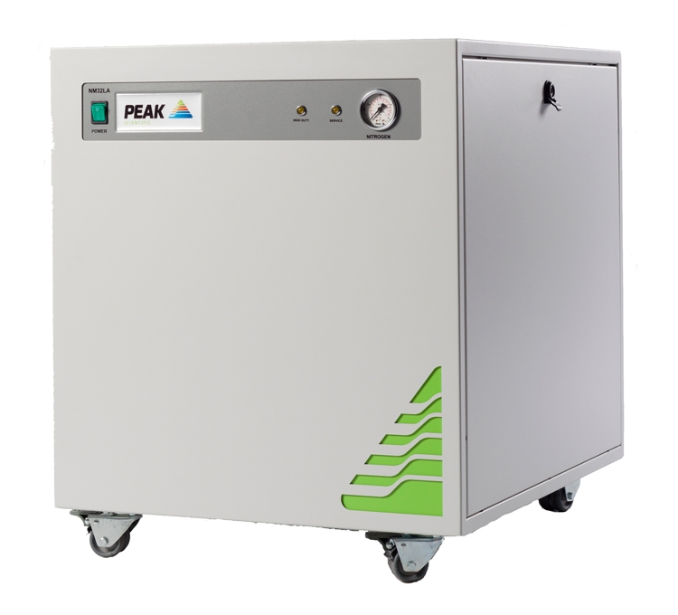 Genius NM32LA Nitrogen Generator by Peak Scientific Instruments thumbnail