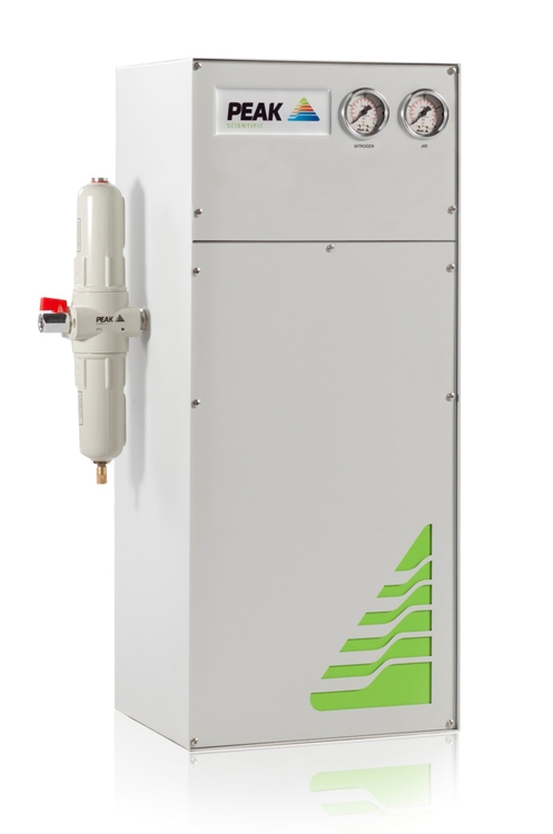 Infinity 50 Series Nitrogen Generator by Peak Scientific Instruments thumbnail