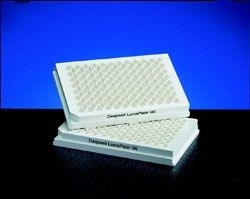 Deepwell LumaPlate-384, White, 60µl, Case of 50